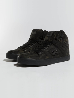 DC Sneakers Pure High-Top TX SE kamouflage