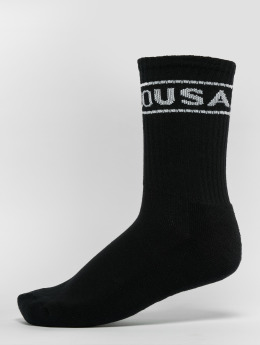 DC Socken  Sock It schwarz