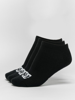 DC Socks 3-Pack Spp Ankle black