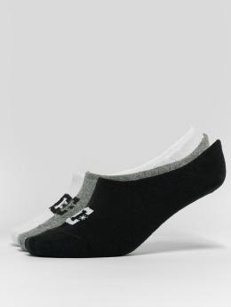DC Socks 3-Pack Spp Liner colored