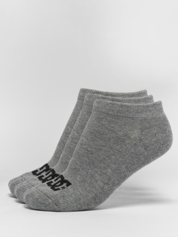 DC Socks 3-Pack Spp Ankle grey