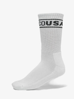 DC Socks Sock It white