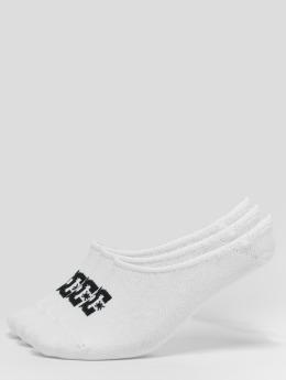 DC Sokker 3-Pack Spp Liner hvit
