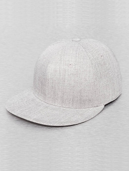 Decky USA Fitted Cap Retro Fitted grigio