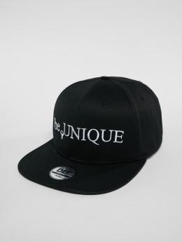 DEF Casquette Fitted Be Unique noir