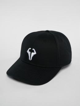 DEF Snapback Caps beUNIQUE czarny