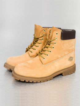 Dickies Boots Fort Worth beige