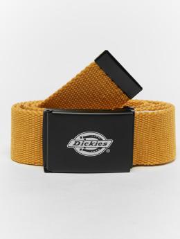 Dickies Cinturón Orcutt amarillo