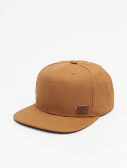 Dickies Minnesota Snapback Cap Brown Duck