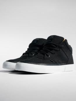 Djinns Sneaker Chunk Spotted Edge schwarz