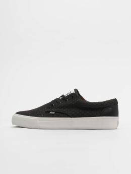 Djinns sneaker Nice Wov Spot zwart