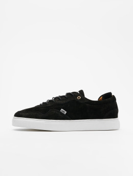 Djinns Sneakers Awaike Suede black