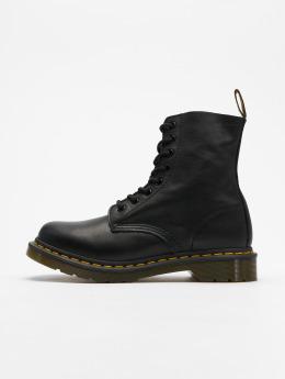 Dr. Martens Boots Pascal Virginia 8-Eye schwarz