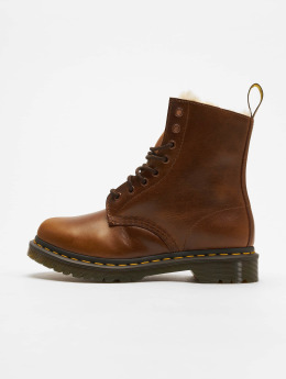 Dr. Martens Chaussures montantes Serena Orleans 8-Eye brun