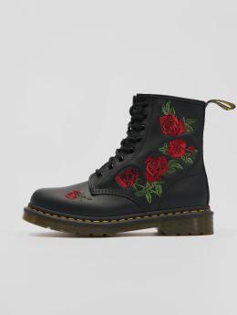 Dr. Martens Chaussures montantes Vonda Embroidery 8-Eye noir