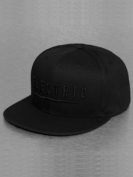 Electric Snapback Cap UNDERVOLT schwarz