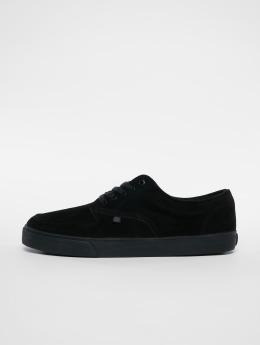 Element Sneaker Topaz C3 Suede schwarz