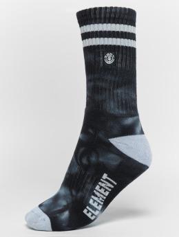 Element Socken Cloudy schwarz