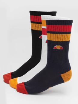 Ellesse Socks 3-Pack Gabbo blue