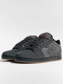 Etnies Baskets Metal Mulisha Barge XL gris