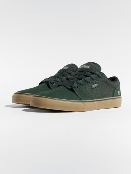 Etnies Sneaker Barge LS Low Top Vulcanized grün