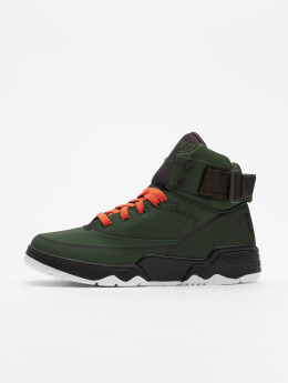 Ewing Athletics sneaker 33HI LE Sublimated Aviation olijfgroen