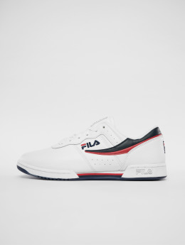 FILA Baskets Heritage Original Fitness blanc