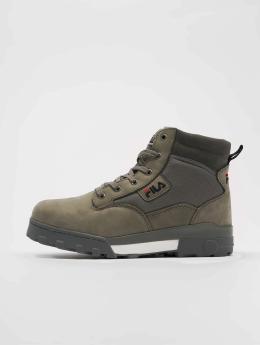 FILA Boots Heritage Grunge Mid grau