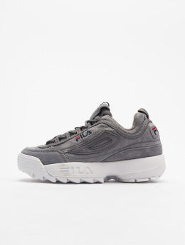 FILA Sneaker Heritage Disruptor S grau