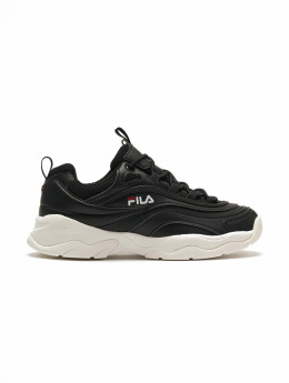 FILA Sneaker Ray Low nero