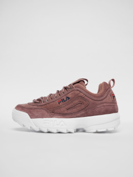 FILA Sneaker Heritage Disruptor S Low rosa