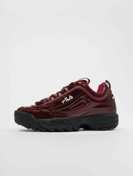 FILA Frauen Sneaker Disruptor Low in rot