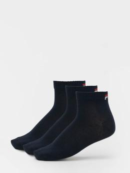 FILA Sokker 3 Pack Sport blå