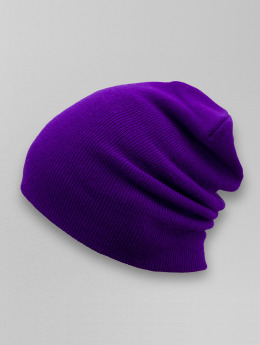 Flexfit Beanie Heavyweight Long paars