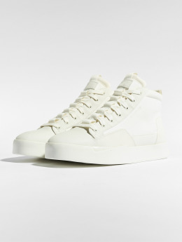 G-Star Footwear Baskets Footwear Rackam Core Mid blanc