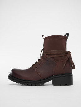 G-Star Footwear Boots Deline rojo