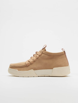 G-Star Footwear Tennarit Rackam Wallabee vaaleanpunainen