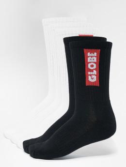 Globe Носки 5-Pack Bar черный