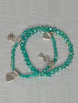Hailys armband Chrissy turquois