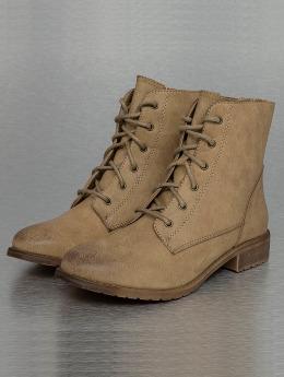 Hailys Støvler/støvletter Annie beige