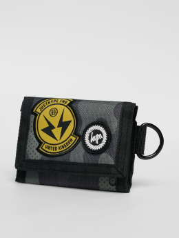 HYPE Кошелёк Camo Patches Trifold камуфляж