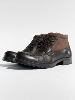 Jack & Jones Čižmy/Boots jfwForest Mid hnedá