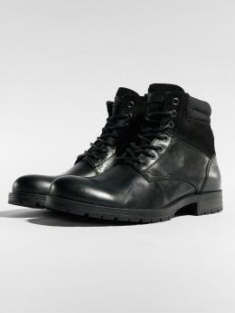 Jack & Jones Boots jfwZachary Combo schwarz