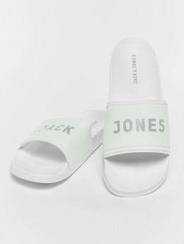 Jack & Jones Sandály jfwFlip bílý