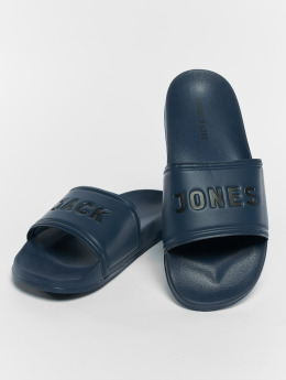 Jack & Jones Slipper/Sandaal jfwLarry blauw