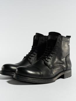 Jack & Jones Støvler jfwRussel sort