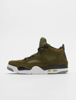 Jordan Baskets Son of Mars olive