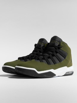 Jordan Sneakers Max Aura olivová