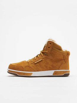 K1X sneaker H1top bruin