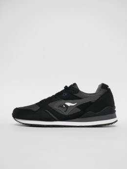 KangaROOS Sneaker Racer 2 schwarz